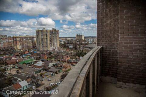 Продам 3 ккв 81 м2 в ЖК на Ставропольской 18 от нси-Юг - Фото 1