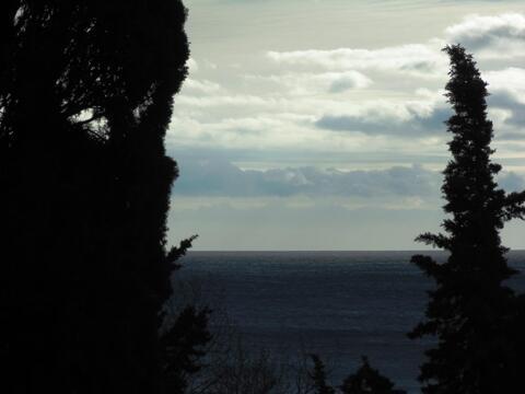 Участок 18 соток в 100м от моря, ровный с коммуникациями и подъездом - Фото 1