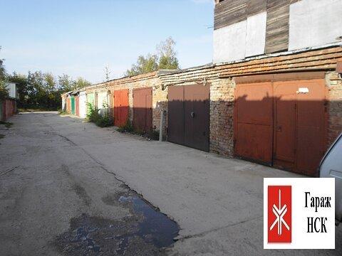 Продам капитальный гараж ГСК Радуга № 625. Верхняя зона Академгородка - Фото 2