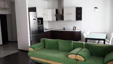 В аренду 2 комнатная квартира с дорогим ремонтом , студия. - Фото 4