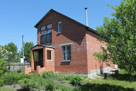 Продажа дома в Рязанской области, д. Киселёва - Фото 1