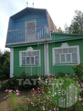 Садовый участок с кирпичным домом в Советском районе Казани. - Фото 5