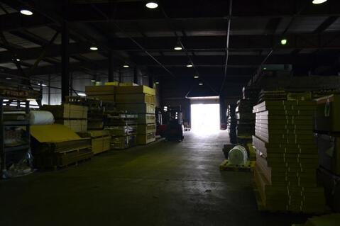 Производственное помещение, 500 кв.м, Боровск - Фото 1