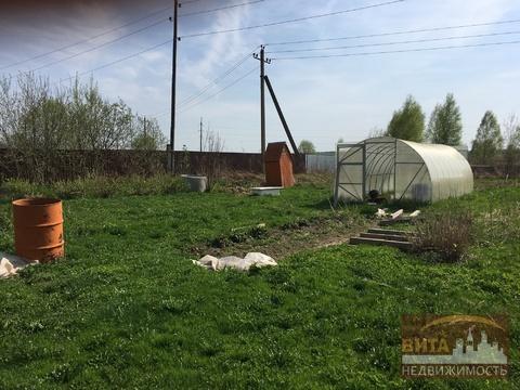 Купить участок в д. Двойни Егорьевского района - Фото 3