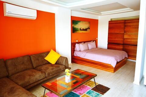 Апартаменты-студио с видом на море - Фото 1