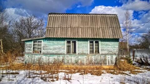 Бревенчатый жилой дом с баней на земле СНТ под Псковом - Фото 2