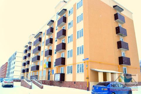 Продам 1-к квартиру, Иглино, улица Ворошилова - Фото 1