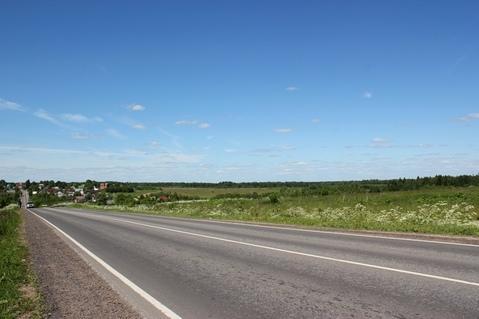 Земельный участок 80 сот в д. Рождествено, 35 км от МКАД - Фото 3