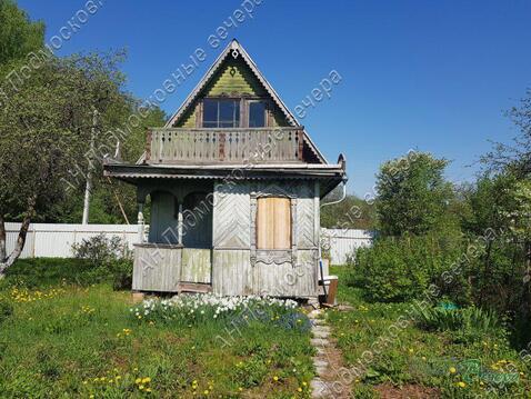 Горьковское ш. 40 км от МКАД, Ногинск, Дача 35 кв. м - Фото 1