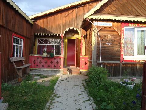 Продам деревянный одноэтажный дом из бруса в с. Усть-Кокса - Фото 4