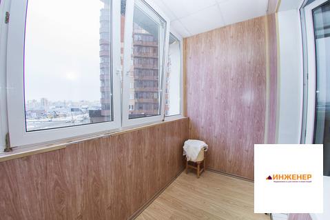 Трехкомнатная квартира в. Челябинске с парковочным мест, северо-запад - Фото 3