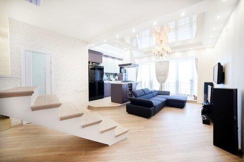 Элитная квартира в Тирасполе – двухуровневые апартаменты - Фото 1