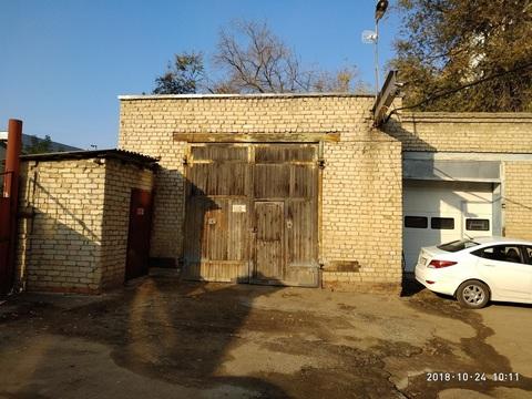 Аренда гаражного бокса 47,4 кв.м, ул. Рахова - Фото 1