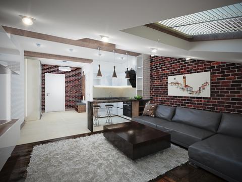 "Апартаменты в доме стиля ""loft"" - Фото 1"