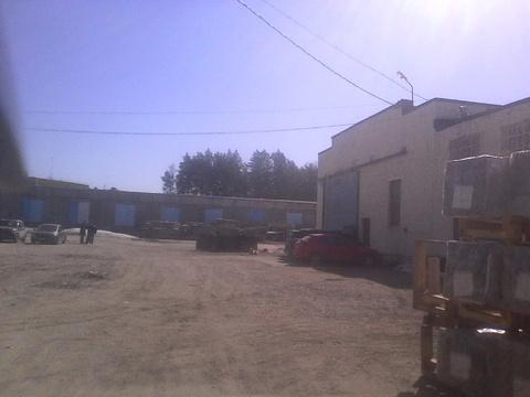Производственное помещение, 750 кв.м, 117 т.р. - Фото 1