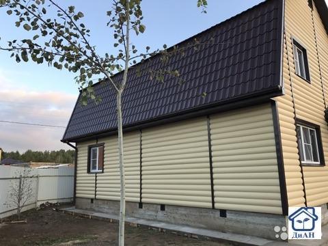 Продается дом с участком в с. Малышево, Раменский район, М.О. - Фото 1