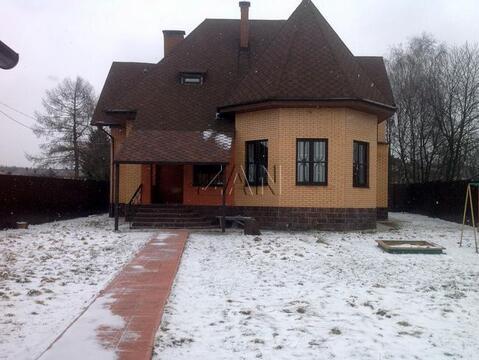 Сдается в аренду дом, Киевское шоссе, 9 км от МКАД - Фото 1
