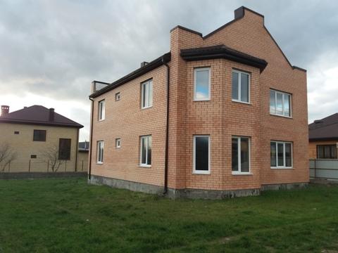 Купить новый двухэтажный дом в пригороде Новороссийска - Фото 1