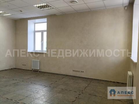 Аренда офиса 64 м2 м. Пролетарская в бизнес-центре класса В в . - Фото 4