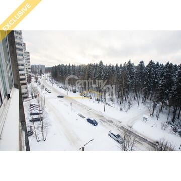 Продажа 1-ком квартиры, перепланированной в 2-ком-ю на ул.Торнева, д.5 - Фото 2