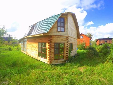 Продается дом 126 кв.м на участке 16 соток: МО, г. Клин, СНТ Мичуринец - Фото 2