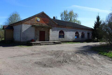 Здание бывшей столовой - Фото 1