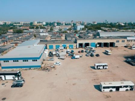 Продам производственную базу 1,97га, в центре г.Липецка. - Фото 3