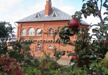 Ярославское ш. 55 км от МКАД, Сергиев Посад, Коттедж 300 кв. м - Фото 2