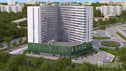 Продажа апартаментов г.Королев, Октябрьский б-р, 26 - Фото 3