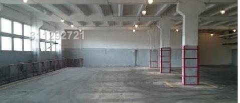 Под склад, отаплив, выс. потолка:5 м, отдельно подъездные доки, выход - Фото 2