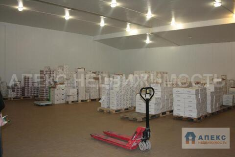 Аренда помещения пл. 530 м2 под склад, холодильный склад Быково . - Фото 1