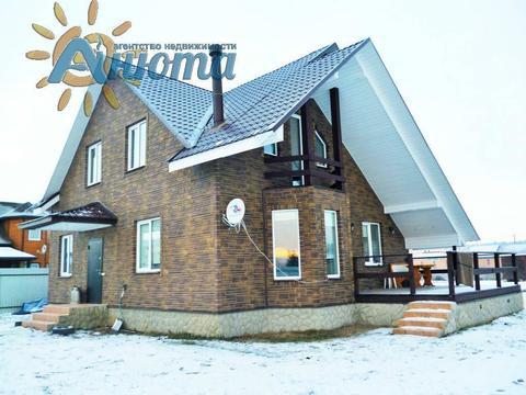 Обжитой коттедж близ деревни Машково Жуковского района Калужской облас - Фото 1