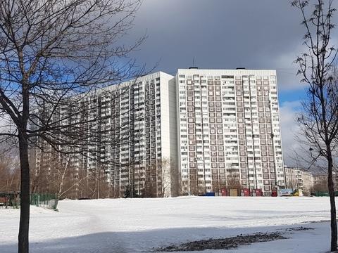 Продается 1-х комнатная квартира возле метро Ясенево - Фото 1
