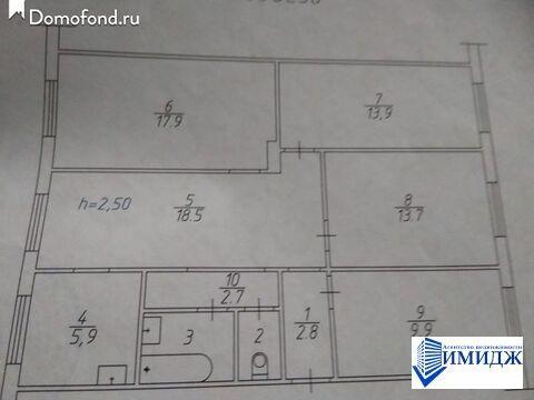 Продажа квартиры, Красноярск, Ул. Воронова - Фото 1