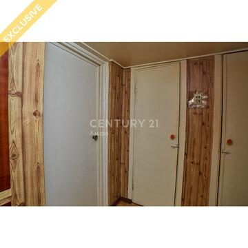 Продажа 2-к квартиры на 5/5 этаже в д. Вилга, ул. Льва Рохлина, д. 1 - Фото 5
