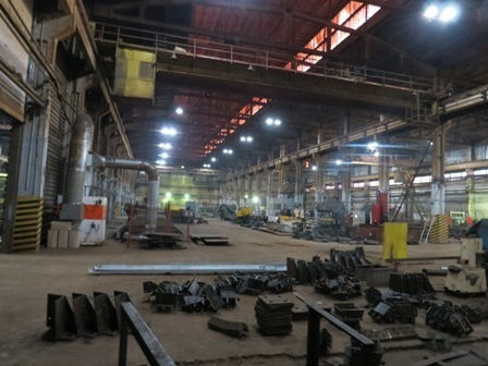 Завод металлоконструкций (производствкнно-иммущественный комплекс) - Фото 5
