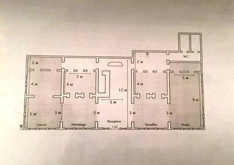 Уникальное помещение 375 м2 под офис, псн на М. Ордынке 14 - Фото 4