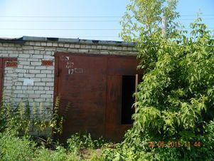 Продажа гаража, Курган, Ул. Юргамышская - Фото 1