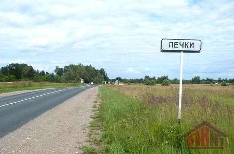 Продажа участка, Печки, Печорский район