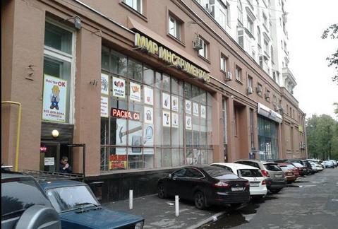 Продам Торговая площадь. 5 мин. пешком от м. Бауманская. - Фото 1