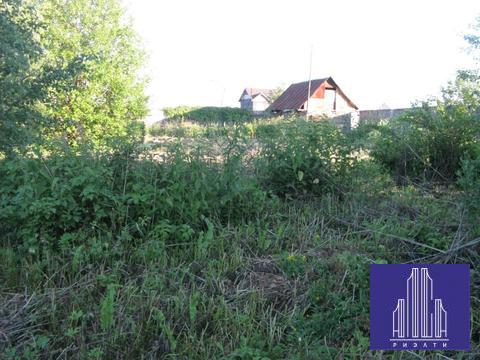 Зуп-356 зу 20 сот с хозблоком в деревне Алексеевское - Фото 5