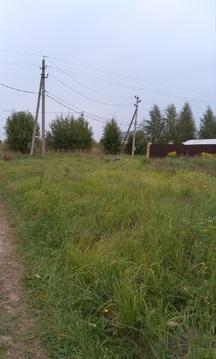 Продается земельный участок д.Некрасово, по ул. Булата Окуджавы - Фото 1