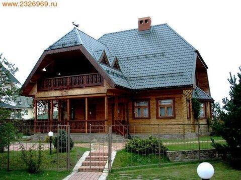 Сдается в аренду дом, Киевское шоссе, 10 км от МКАД - Фото 1
