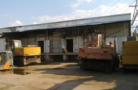 Продам производственно-складскую базу 1838 м2 на участке 0,75 га - Фото 4