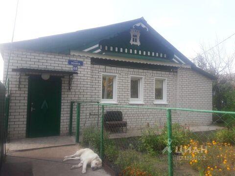 Продажа дома, Ишеевка, Ульяновский район, Ул. Ленина - Фото 1