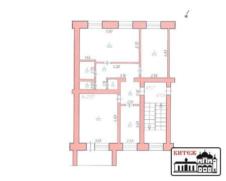 Продается 3-комнатная квартира п. Жилетово - Фото 3