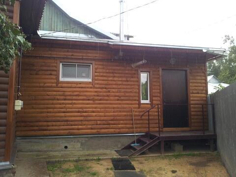 Сдам комнату (частный дом) в посёлке Быково по улице Леволинейная. - Фото 1