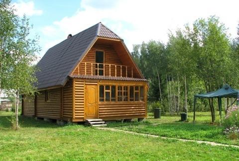 Красивый дом в окружении леса - Фото 1