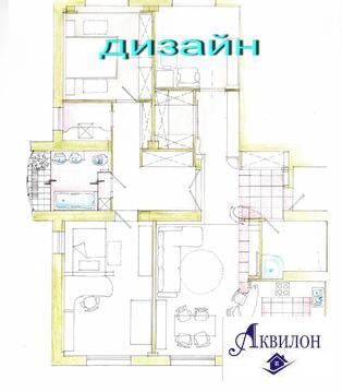 Продам 4-х комнатную квартиру на 10 лет Октября,70 - Фото 1