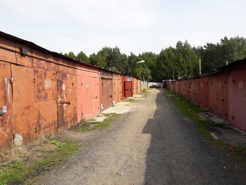 Гараж в Балашихе в мкр-не Южный в ГСК «Южный-2», металлический 3,5*6 м - Фото 1